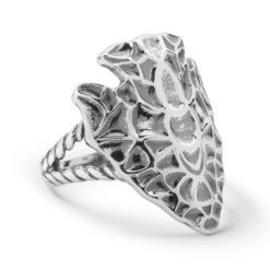 Sterling Silver Arrowhead Design Ring