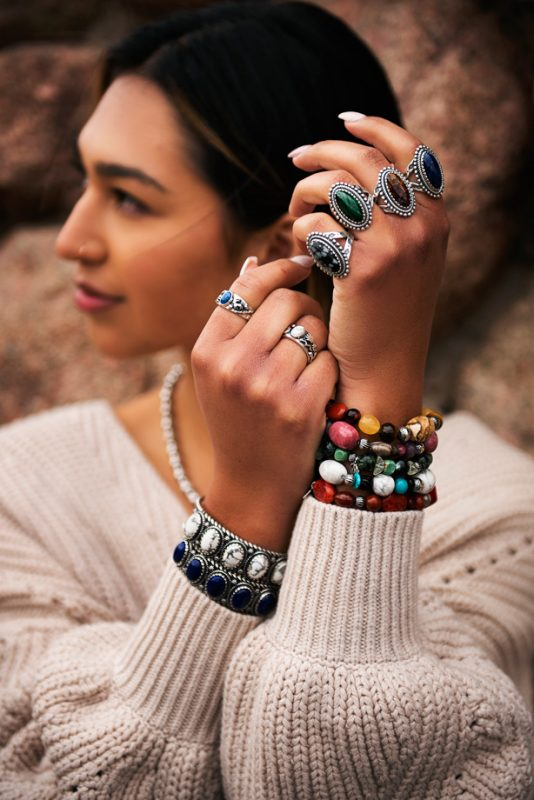 QVC and American West Jewelry